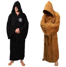 Star Wars Jedi Bath Robe