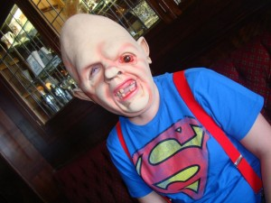 Sloth Mask from Goonies