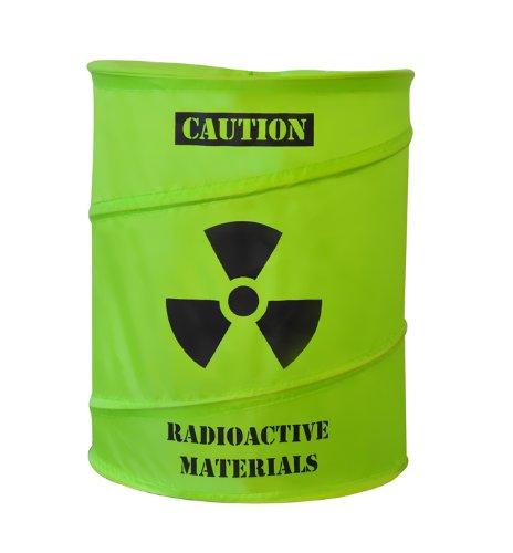 toxic wastebin