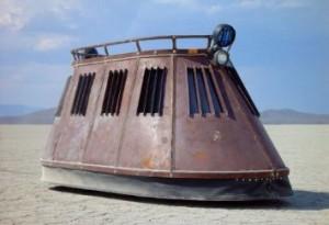 Personal Futuristic Tank