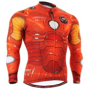Ironman Style Cycling Jersey