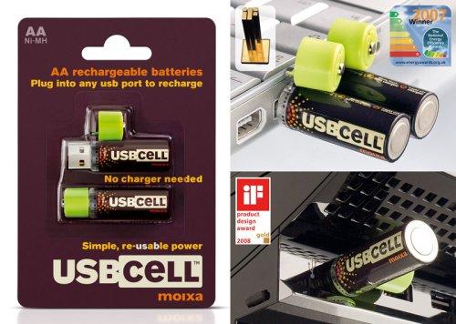 rechargable usb batteries