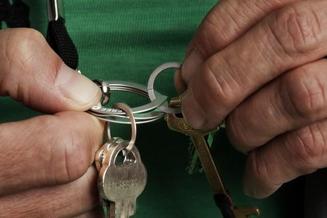 reekey key ring