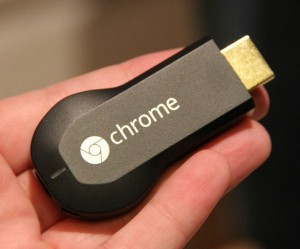Chromecast Streaming Media Player