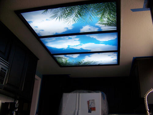 clear sky cloud skypannels