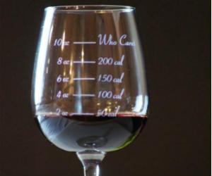 Calorie Counting Wine