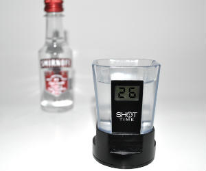 shot count glass
