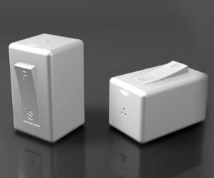 Salt and Pepper Switch Dispenser