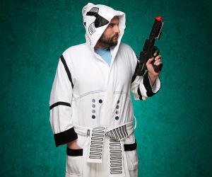 Star Wars Storm Trooper Bathrobe