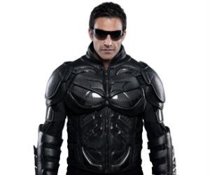 Batman Motorcycle Suit Jacket