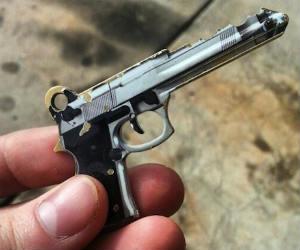 Gun Key Blank