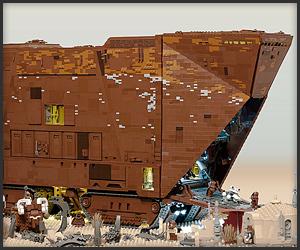 LEGO: Star Wars – Sandcrawler