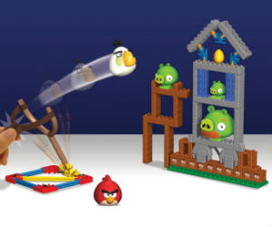 Angry Birds Building Set