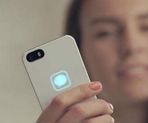 Lunecase – Intelligent iPhone Case