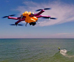 AirDog – Auto-follow Drone