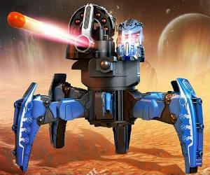 Combat Creatures Vanguard Stryder