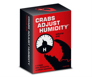 Crabs Adjust Humidity