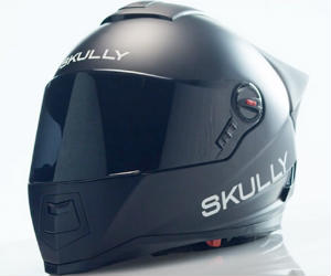 Skully – Smart Motorcycle Helmet