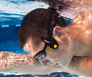 Underwater Headphones + MP3