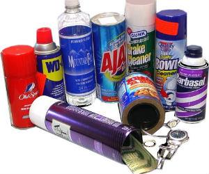 Secret Stash Bottles & Cans