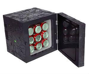 Star Trek Borg Cube Refrigerator