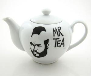 Mr. T Tea Pot