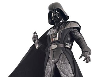 Authentic Darth Vader Costume