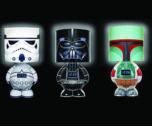 Darth Vader Lamp Clock Speaker