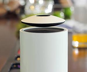 Gravity Defying Speakers