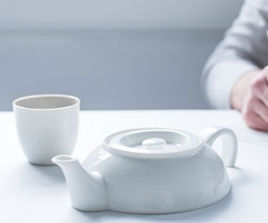 Sinking Teapot For One