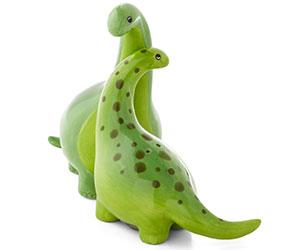 Dinosaur salt pepper shaker