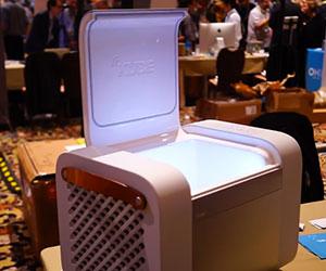 Portable Hi-Fi Boombox Cooler