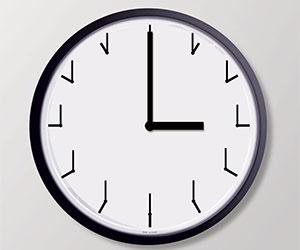 redundant clock