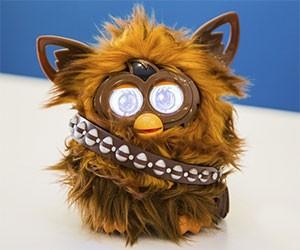 Furbacca – Furby Chewbacca