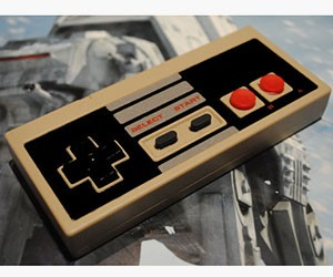 Retro NES Controller Soap