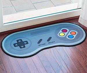 16-bit snes doormat