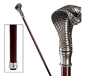 Cobra Walking Stick