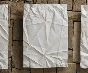 3 Crumpled Papers