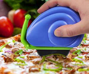 snail pizza cutter