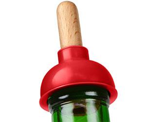 Plunge Wine Bottl Stopper