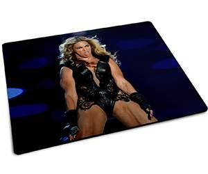 Beyonce's Super Bowl Picture Mousepad