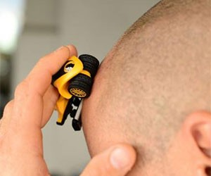Toy Car Head Shaver