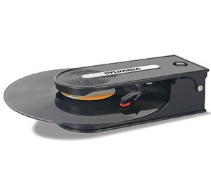 Portable Vinyl Player & USB Recorder