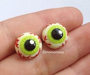 Cute Eyeballs Earrings