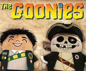 Goonies Plush Toys