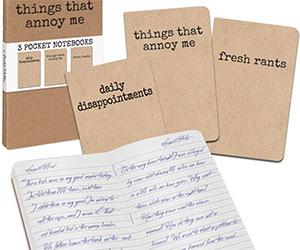 grump notebooks