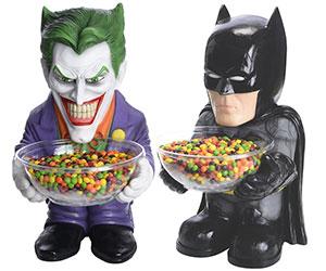 batman joker candy holder