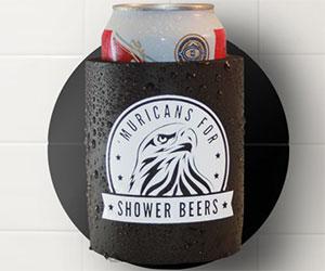 shakoolie shower cup holder