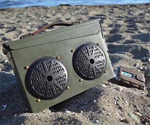 BomberBox Waterproof Stereo