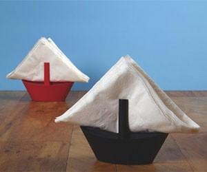 Sailboat Napkin Holder
